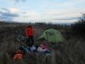 Petit camping en bord de national 1/2