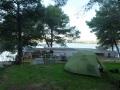 """camping """"prive"""" et gratuit en bord de mer"""