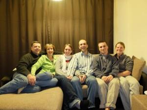 Famille Enjalbert / Guillot