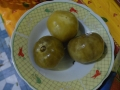 Tomates marinees facon pickle