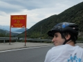 Arrivee au Montenegro